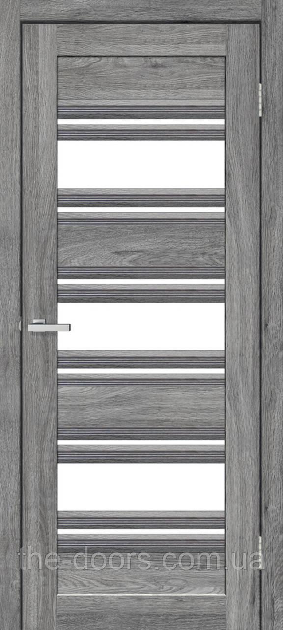 Двері міжкімнатні Оміс Dora 03 G скло сатин