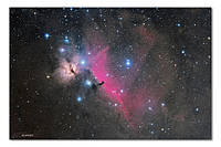 Высококачественный фотопринт Туманность Конская Голова BonaDi STAR05