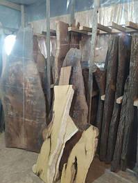 Продажа слэбов из дерева