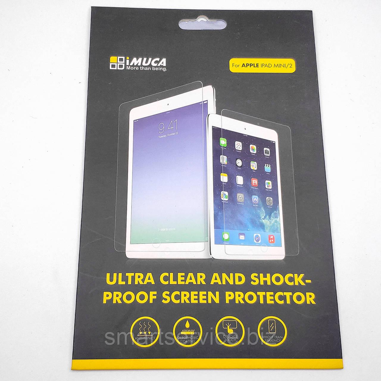 Защитная пленка IMUCA Ultra Clear Shock-Proof для Apple iPad Mini / mini 2
