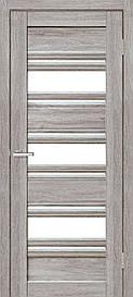 Двері міжкімнатні Оміс Dora 03 G скло сатин Дуб Орегон, 600