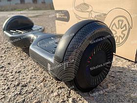 Гироборд Smart Balance Гироскутер 6,5 дюймов от 4х лет Карбон + ПОДАРОК СУМОЧКА