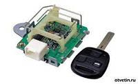 Изготовление ключей с иммобилайзером (чип-ключ).