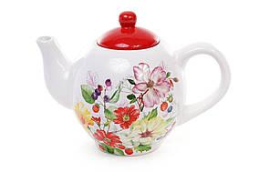Чайник заварювальний керамічний 1050мл Summer BonaDi 844-840