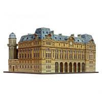 Сборная модель Умная бумага Вокзал Сен-Лазар (301)