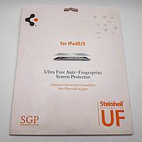 Захисна плівка SGP з олеофобним покриттям для Apple iPad 2 / 3 / 4