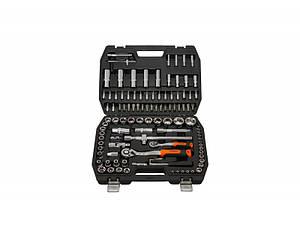Набор ручных автомобильных инструментов на 108 предметов  Sturm 1350101