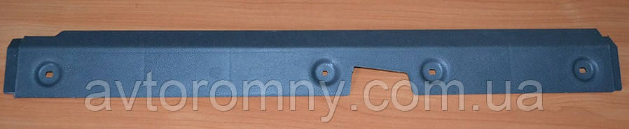 Накладка порогу підлоги передня права ЗАЗ 1103 Славута