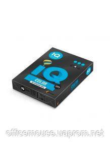 Папір кольоровий IQ Color A4 80 г/м2 500 аркушів Чорний