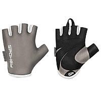 Женские перчатки для фитнеса Spokey Lady Fit 928967 (original), спортивные атлетические тренировочные L