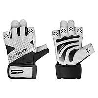 Мужские перчатки для фитнеса Spokey Hiker 928961 (original), спортивные атлетические тренировочные L