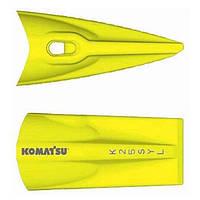 Коронки KOMATSU. Адаптера на ковш