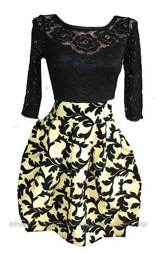 Женское платье молодежное