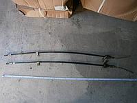Трос ручного тормоза задний (к-т 2шт) FAW-6371 (трос ручника Фав 6371)