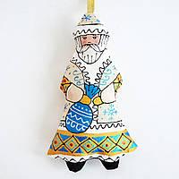 Святой Николай. Елочное украшение