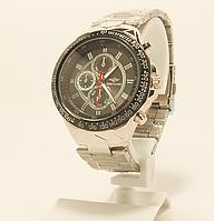 Часы наручные мужские на браслете c надписью BREATLING