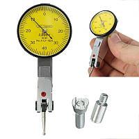 Индикатор рычажно-зубчатый Mituitung 0-0,8 мм/0.01mm (513-404).