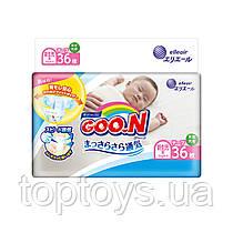 Підгузки Goo.N для немовлят розмір SS (853888)
