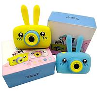 Цифровой детский фотоаппарат X500 Зайчик