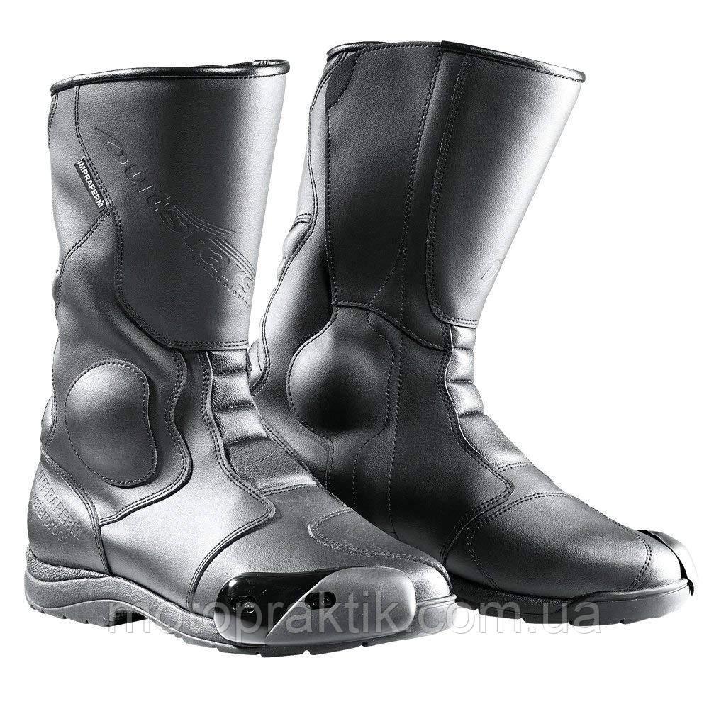 Outstars Speed Boots Black, EU37 - Мотоботы спортивно-туристические