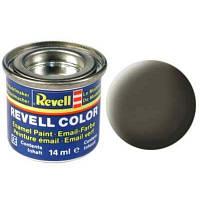 Аксессуары для сборных моделей Revell Краска оливковая под НАТО матовая nato olive mat 14ml (32146)