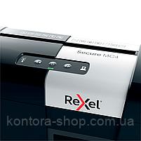 Знищувач документів Rexel Secure MC4 (2х15), фото 5