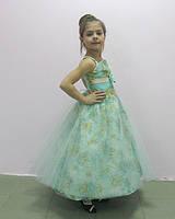 Детское нарядное платье «Флора»