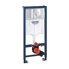 Інсталяція для унітаза Grohe Rapid SL комплект 3 в 1 38721001