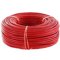 Силиконовый провод красный 16 AWG 1м