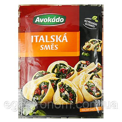 Приправа Авокадо для італійської кухні Avokado 15g 25шт/ящ (Код : 00-00005900)