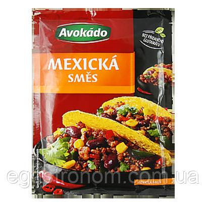 Приправа Авокадо для мексиканської кухні Avokado 20g 25шт/ящ (Код : 00-00005897)