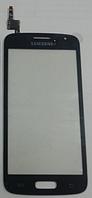 Оригинальный тачскрин / сенсор (сенсорное стекло) для Samsung Core LTE G386F (черный цвет)