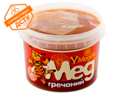 Гречаний мед , 500 г