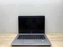 Ноутбук HP EliteBook 840 G3 14.0 QHD/ i7-6600U 2(4) max3.4GHz/ RAM 16Gb/ SSD 240Gb/ АКБ 41Wh/ Упоряд. 8.5 Б/У