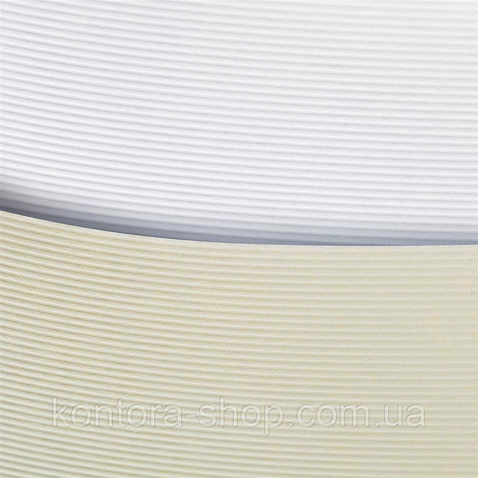 Картон дизайнерский Galeria Papieru Lines white, 230 г/м² (20 шт.)
