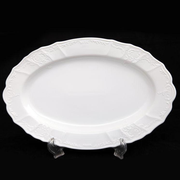 Блюдо овальное 39 см Bernadotte Thun 0011000-39-О