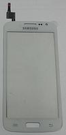 Оригинальный тачскрин / сенсор (сенсорное стекло) для Samsung Core LTE G386F (белый цвет)