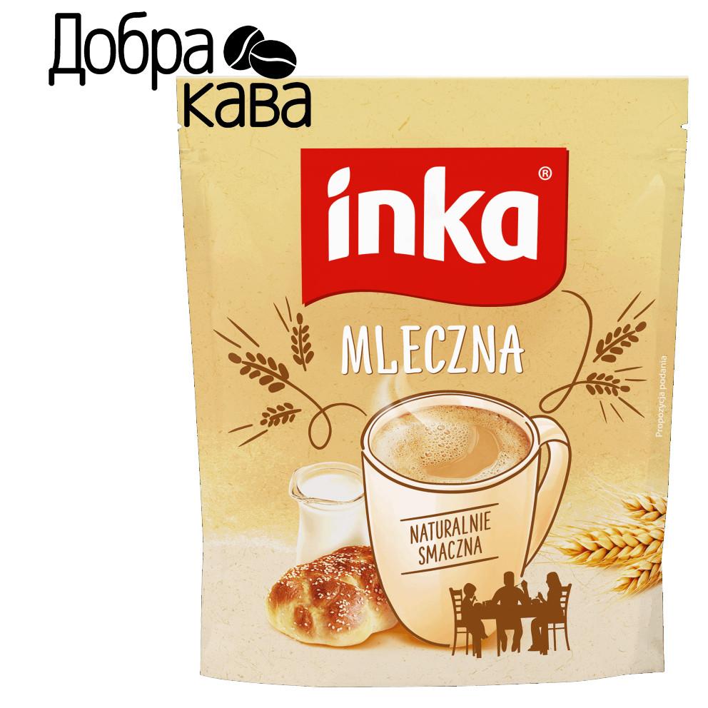Inka Молочная 200г ячменный кофейный напиток растворимый без кофеина