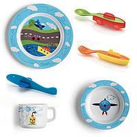 Детский набор посуды Guzzini 8100052 6 предметов