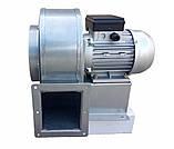 Вентилятор радиальный Турбовент ВЦР 200 1Ф, фото 3