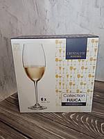 Набор бокалов для вина Bohemia Fulica 400 мл 6 шт, фото 1