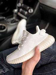 Кроссовки | кеды | обувь ADIDAS Yeezy 350  WHITE  PREMIUM