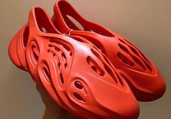 Кроссовки | кеды | обувь Foam Runner Red