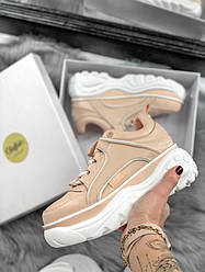 Кросівки   кеди   взуття Buffalo London pink