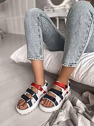 Шльопанці | капці | босоніжки | Сандалі Fila Sandals Colors