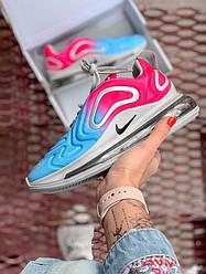 Кросівки   кеди   взуття NK 270/Pink Blue