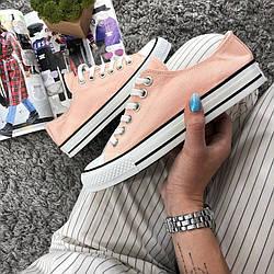 Кросівки | кеди | взуття Converse Pink