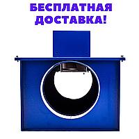 Канальный дымосос для твердотопливного котла,печи,камина Турбовент ДС-180