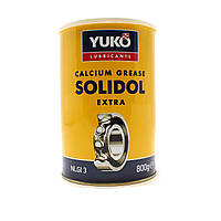 Смазка пластичная Юкойл Солидол жировой (0.8 кг) YUKOIL