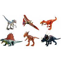 Базова фігурка динозавра з фільму «Світ Юрського періоду» (в ас.) GCR54